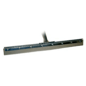 "1/4"" Notch Squeegee"