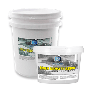 High Density Concentrate Resin 1 gal
