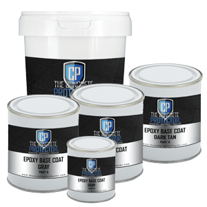 Epoxy Base Coat Gray 1.5 gal Kit