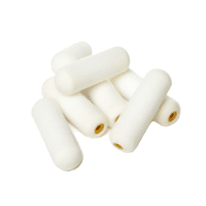 "4"" Mini Roller Covers 3/8"" Nap (12 Qty. Case)"