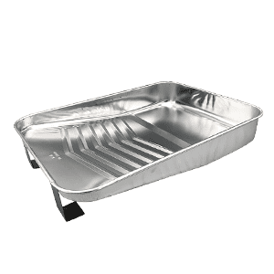 "9""  Paint Metal Pan"