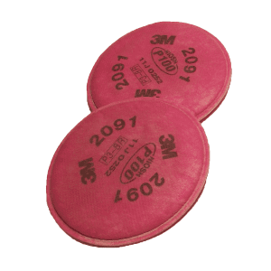 3M Pink Dust Filters